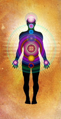 A holistic practitioner can help you with your energy flows and may use Quantum Biofeedback.