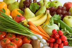 Natural body detoxification is aided by good diet and exercise.